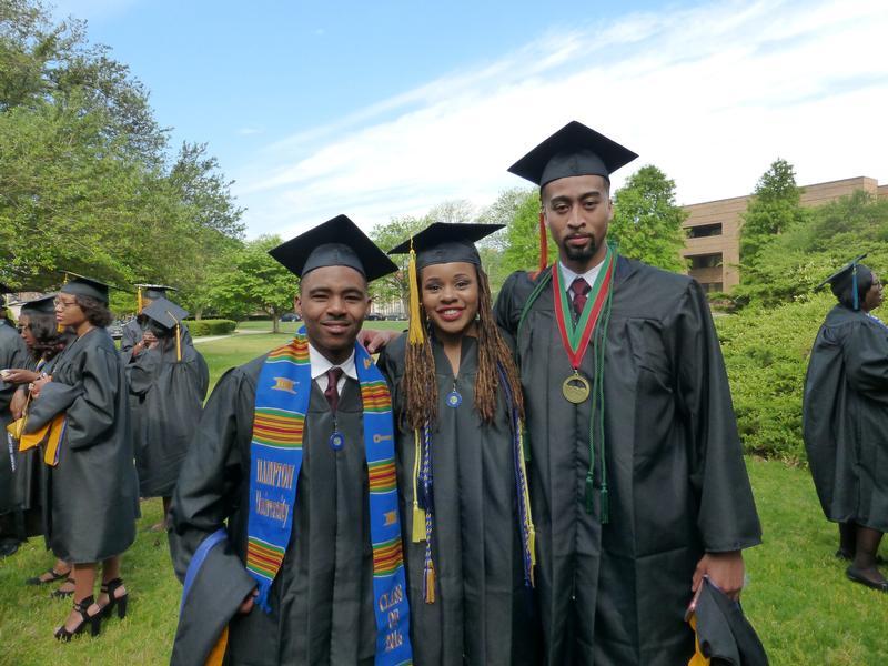 2016 Hampton Graduation