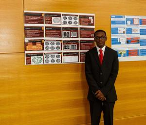 William Brown III Poster - NanoHU Scholar Undergraduate