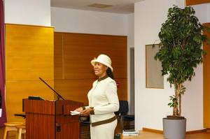 Dr. JoAnn W. Haysbert, Executive Vice President and Provost